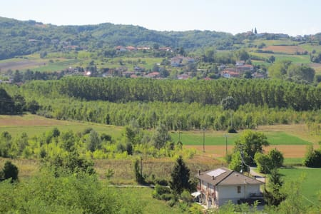 Cozy house in Monferrato - Cerrina Monferrato
