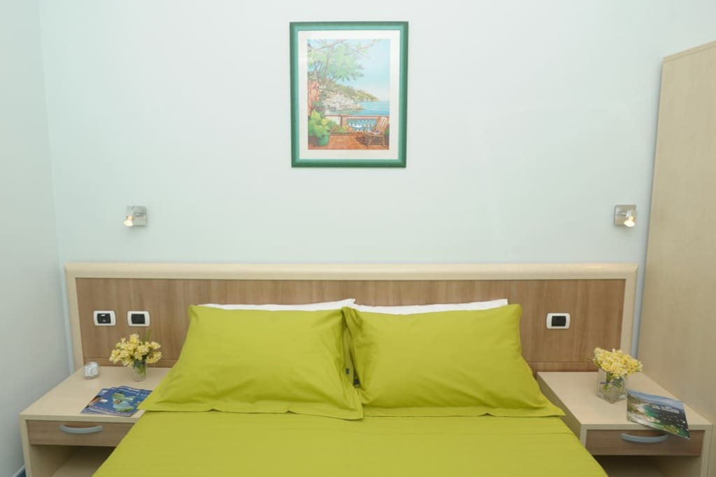 Terrazza Amalfi - Double room with panoramic balcony