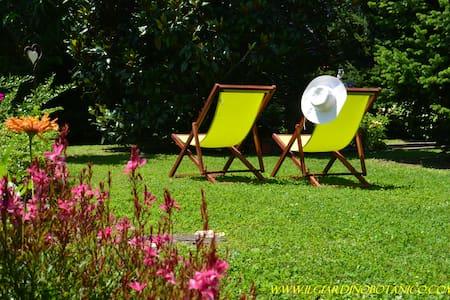 B&B Il Giardino Botanico Jasmine - Bed & Breakfast