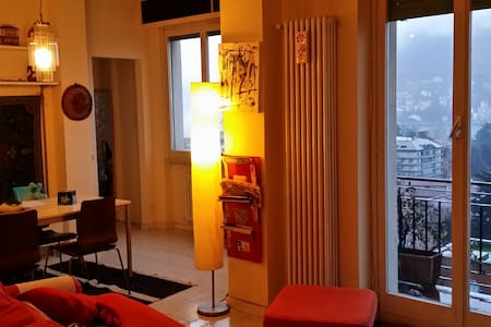 Cosy apartement with amazing view - Wohnung