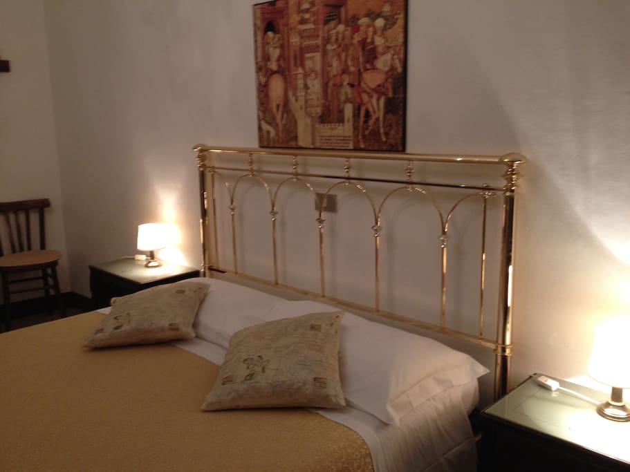 ♥Double room right in Siena's heart