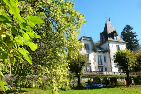 Nuit au chateau Saint Roch  - Ambazac