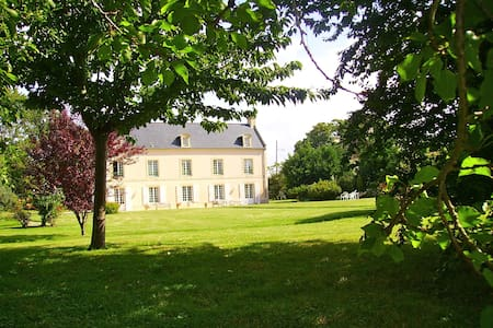 Lovely mansion house in Normandie - Haus