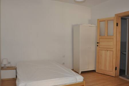 Cozy room in 2br renovated flat - Istanbul - Apartment