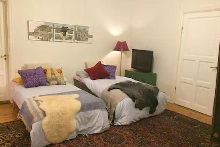 Room in charming Jugend villa - Hus