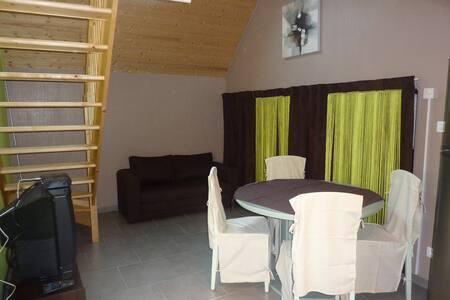 Gite 2 à 4 pers en centre Alsace - Appartamento