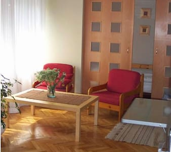 Quiet flat for families and older guests - Budapest - Leilighet