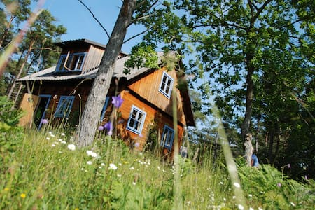 Bulhus between Visby and Tofta - Visby - House