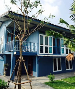 Experiences untouched of Thai house
