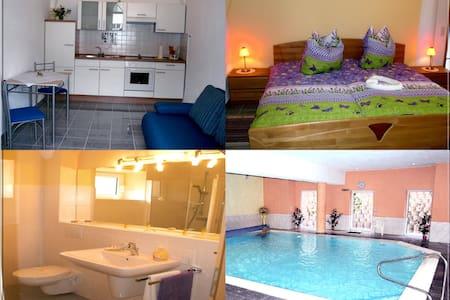 Kleiner Preis großer Komfort - Appartement