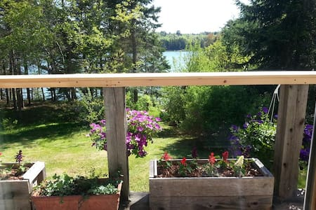 Waterfront Cottage near Acadia Park - Casa