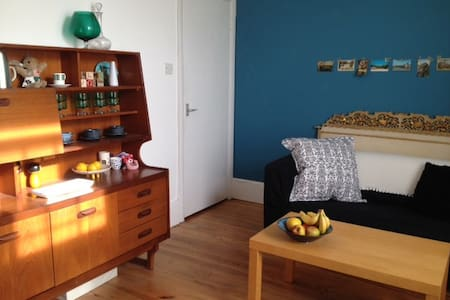 One bedroom flat, full of character - Apartment