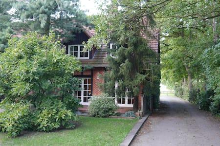 Ferienwohnung Seehausen / Worpswede - Huis