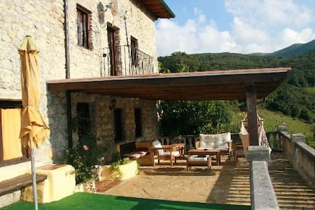 Villa with wonderful views countrys - Villa