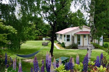 Twin Room with Shared Bathroom - Lake Tekapo