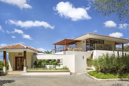 Ocean view villa in Rancho Santana - Villa