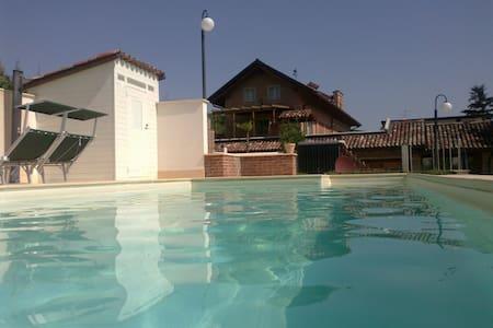 Splendida cascina nel Monferrato - Bed & Breakfast