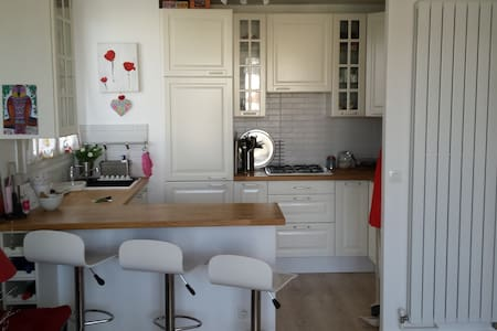 Cosy flat in Bry sur Marne - Byt