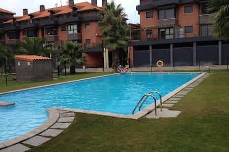 Apartamento en urbanización privada - Unquera - Pis