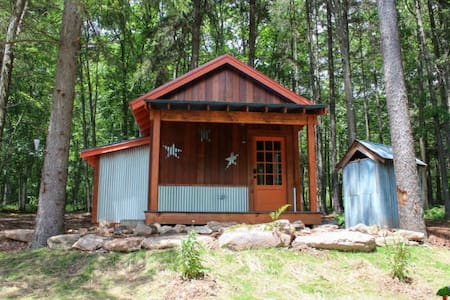 Orion Cabin on Deep Creek Lake - Blockhütte