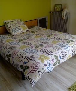 Grande chambre proche Bords du Loiret. - Olivet - Haus