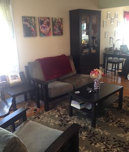 Private Space in Tinley Park House - Tinley Park - Haus