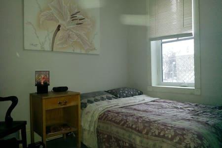 Cozy quiet room, downtown Winnipeg