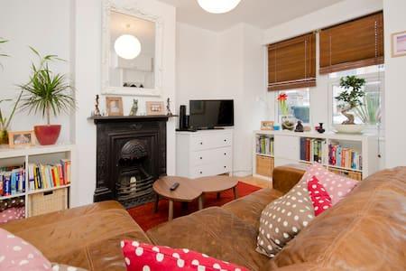 Charming 2 Bed Garden Flat Brighton - Apartamento