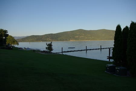 Sandpoint Idaho Condo on Lake Pend Oreille - Condomínio
