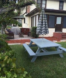 Historic Groveland Home - Groveland - Casa