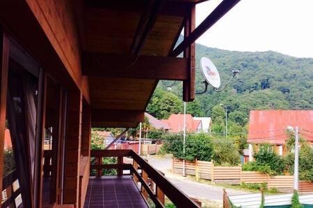 Котедж Шале Альпийская Сказка - Haus
