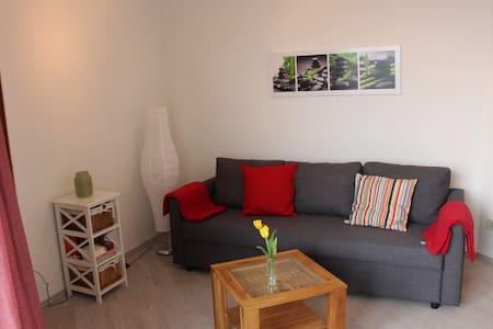 Schöne und helle 2-Zimmer Wohnung - Donauwörth - Huoneisto
