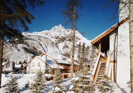 Christmas in the Canadian Rockies, Dec. 18 - 25 - Appartement
