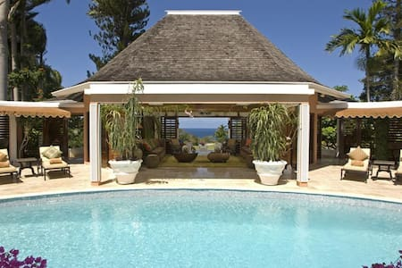 Private Location Ideal for Couples & Families, Heated Pool, Cook & Butler, Resort Amenities - Montego Bay - Villa