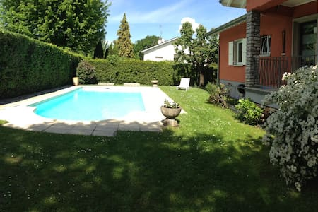 Beautiful Villa (private pool) nearby Geneva Lake - Genthod