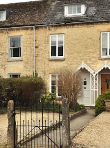 Charming 2 Bed Cotswold Cottage - Rumah