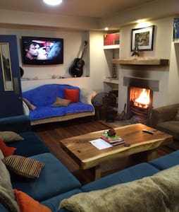 Private 4 bed dorm in luxury hostel - Dorm