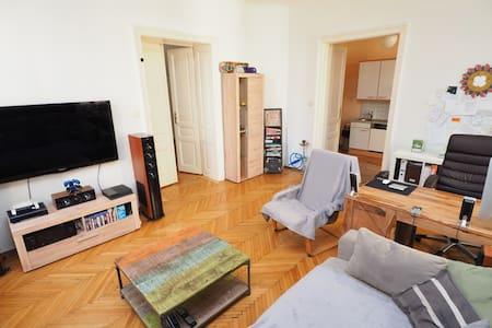 Central spacious 3 Room Apartment next to Opera - Apartment