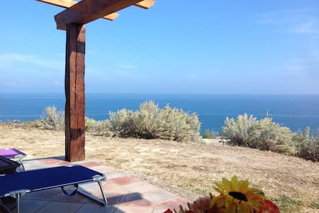 Independent house with sea view - Castelsardo