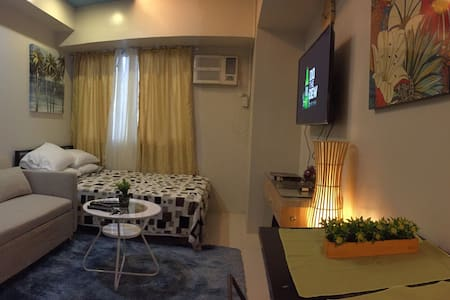 Place to relax within the metro!!! - Quezon City - Condomínio