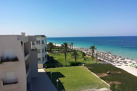 Sea View. Cozy appartment on coast - Sousse