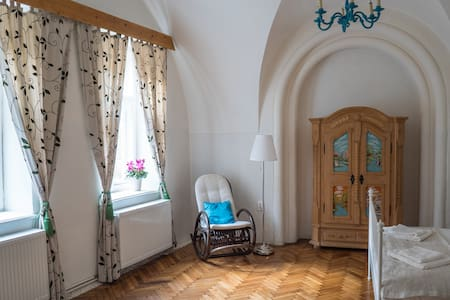 Romantic Apartment in the Old Town - Apartment