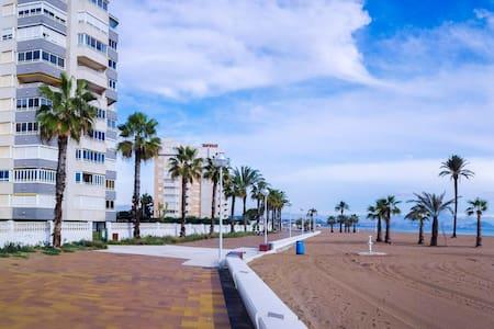 Apartamento en la playa. - Lejlighed