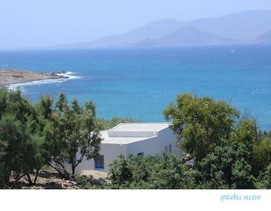 spitakia naxos (little cottage) - Stelida
