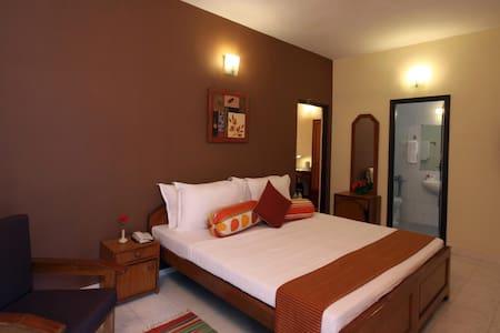 Standard room in calangute - Calangute - Bed & Breakfast