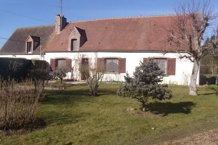 La Framboisière, longère Normande - Hus