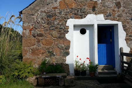 Courtyard Cottage, near Culzean - Casa