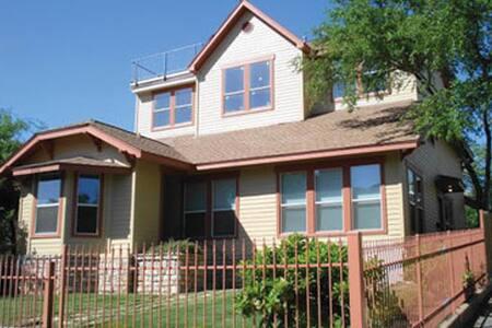 UT Austin Home