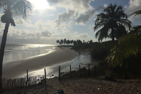 Chalets delante del mar en Brasil - Chalet