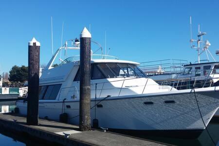 Beautiful Boat in Bellingham - Bellingham - Barca